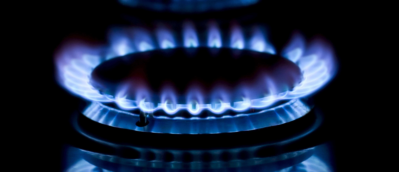 Gas aansluitingen